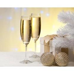 1 nuit + Champagne pour 2