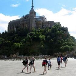 1 nuit + Randonnée au Mont Saint Michel