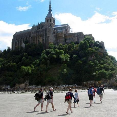 Séjour et randonnée au Mont Saint-Michel