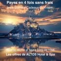 Séjour 2 nuits Baie du Mont St-Michel